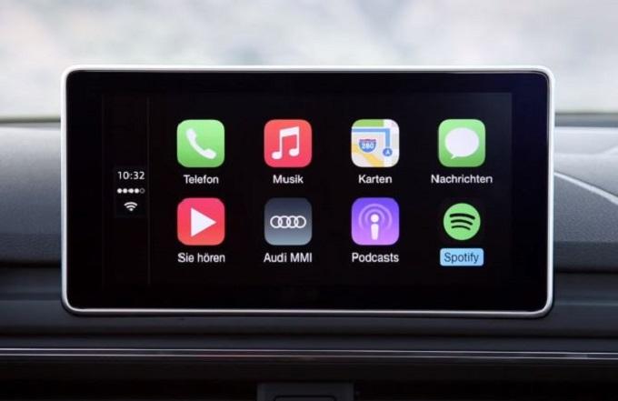 Nuova Audi A4, tanto mobile a bordo con l'Audi Smartphone Interface [VIDEO]