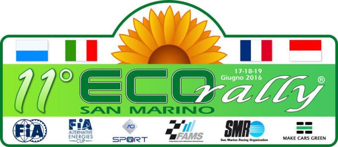 EcoRally 2016: da San Marino a Montecarlo nel segno del basso impatto ambientale