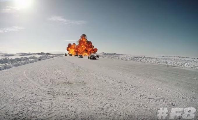 Fast & Furious 8, Vin Diesel pubblica una nuova foto