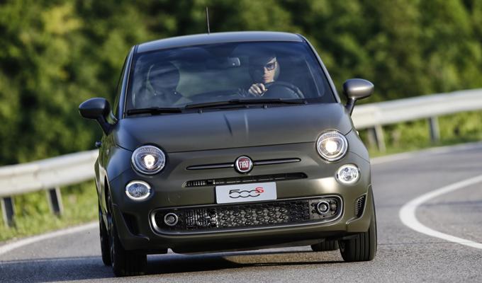 Fiat 500S - nuova galleria