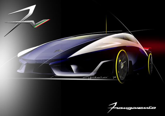 Frangivento Asfane Concept - Teaser