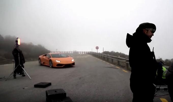 """Lamborghini Huracán: fascino e potenza risaltano nel dietro le quinte di """"Driven by Instinct"""" [VIDEO]"""