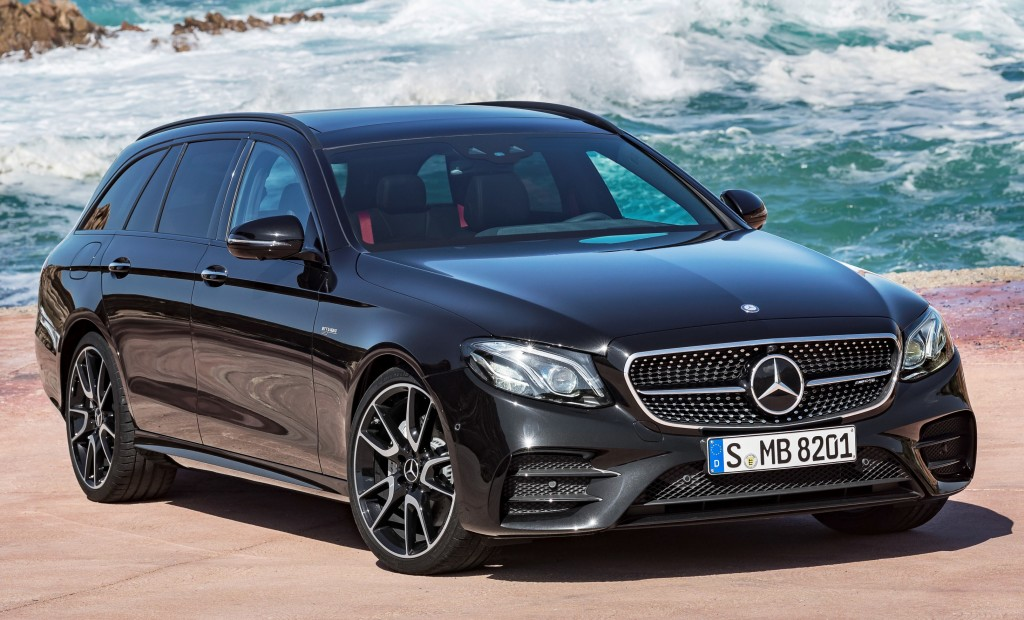 Nuova Mercedes E43 AMG 4Matic station wagon: 401 CV in formato ...