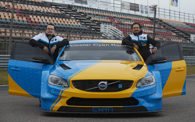 Volvo S60 TC1 Bernadotte & Kylberg