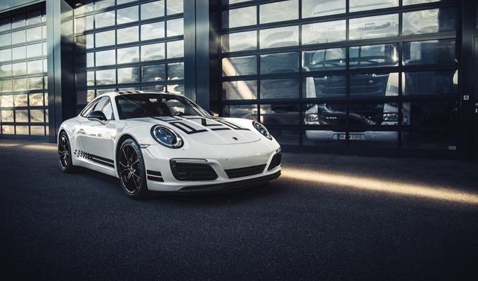 Porsche 911 Carrera S Endurance Racing Edition