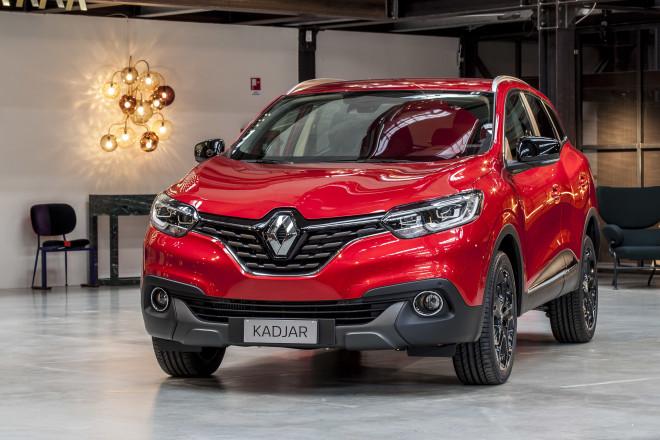 Renault lancia la serie limitata hypnotic seduzione for Interno kadjar