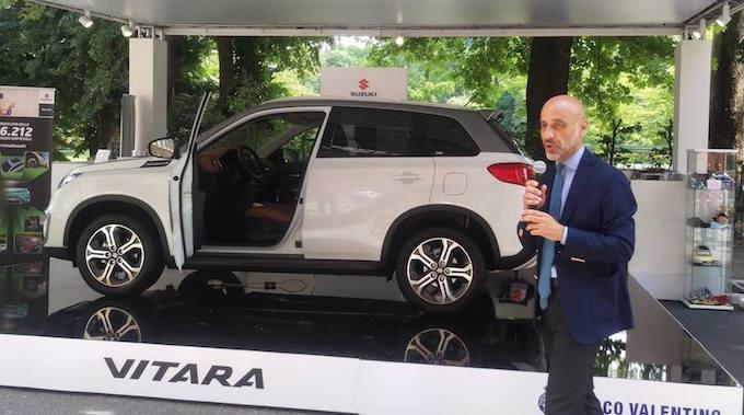 Suzuki Vitara Exclusive e Jimny Street, l'intervista a Massimo Nalli [VIDEO]