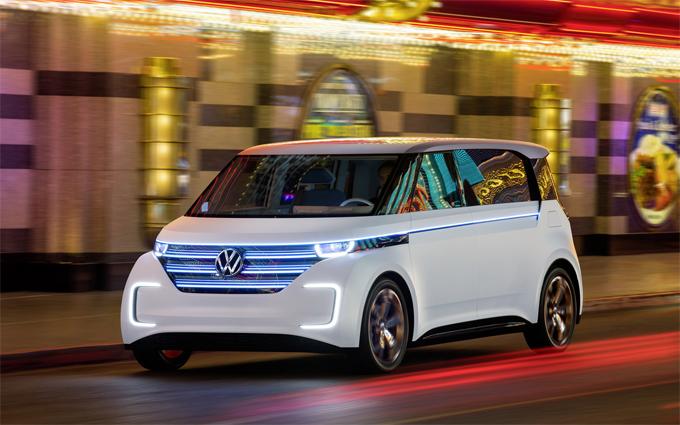 La Volkswagen lancia la sfida elettrica alla BMW i3 con la NUVe