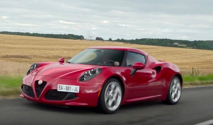 Alfa Romeo 4C: dare voce al proprio lato sportivo [VIDEO]