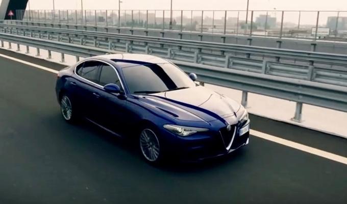 Alfa Romeo Giulia: Philippe Krief parla delle sensazioni di guida [VIDEO]