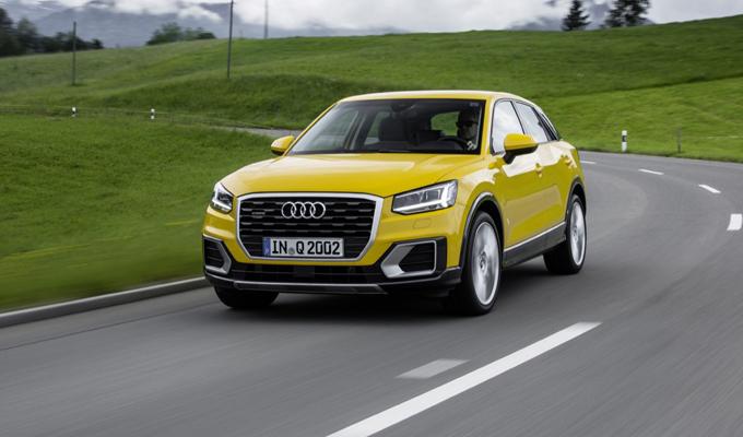 Audi Q2 e A5 Coupé: svelati i prezzi dei nuovi modelli