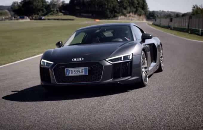 Audi Sport e i colloqui di lavoro mozzafiato sulla R8 [VIDEO]