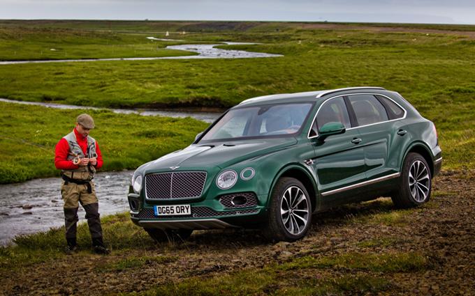 Bentley Bentayga Fly Fishing: per i clienti più sportivi