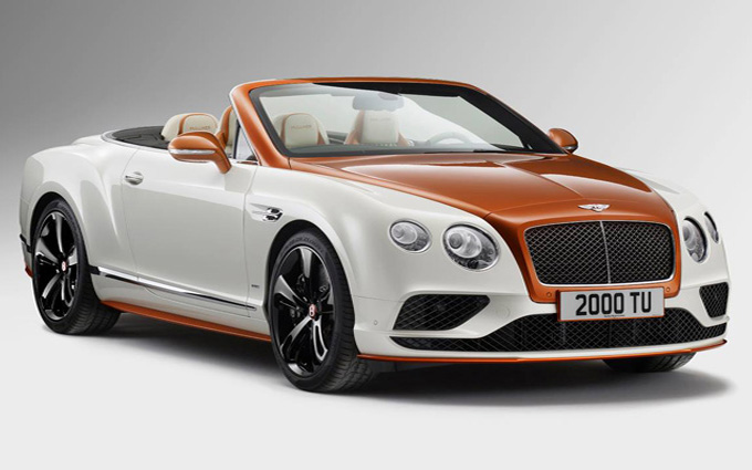 Bentley Continental GT V8 S Convertible (Mulliner)