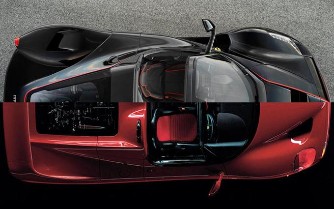 Ferrari: la storia dei moderni V12 sulle rare Spyder