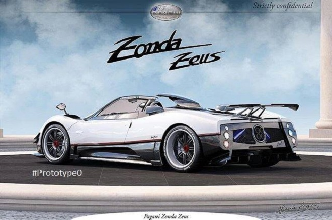Pagani Zonda Zeus - rendering (2)