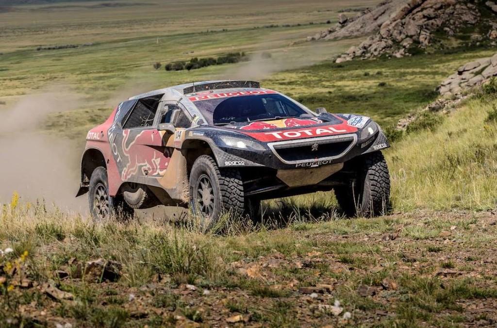 Silk Way Rally: quinta tappa alla Peugeot 2008 DKR di Despres [VIDEO]