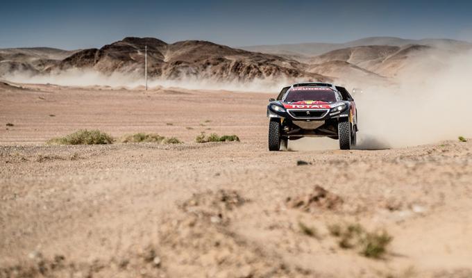 Peugeot Sport - Silk Way Rally 2016, decima tappa
