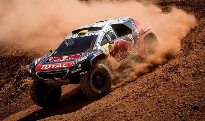Silk Way Rally 2016, il dietro le quinte di Peugeot Sport prima del via [VIDEO]