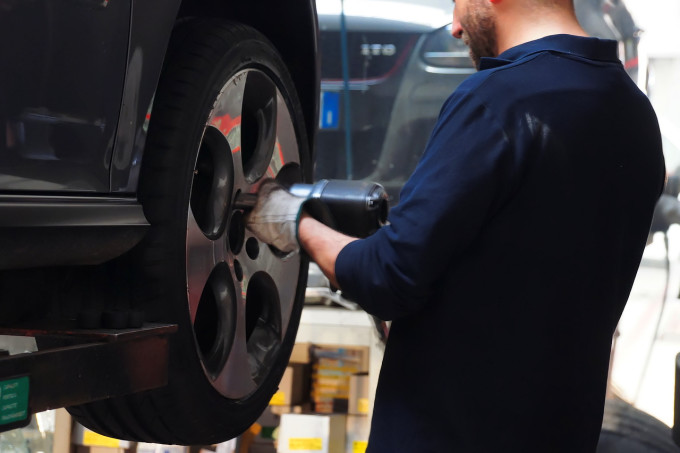 Auto, una su cinque ha pneumatici non conformi in Italia