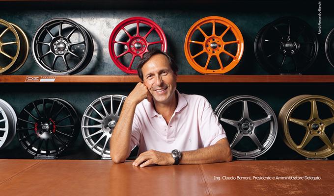 OZ Racing: alla scoperta dei leader mondiali dei cerchi in lega [INTERVISTA ESCLUSIVA]
