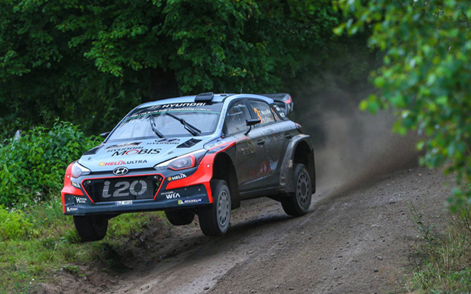 Hyundai: il Rally di Finlandia è alle porte [VIDEO]