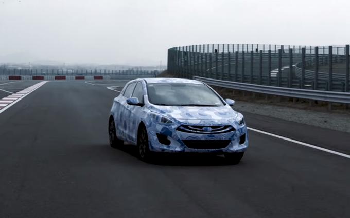Hyundai i30 Turbo N: svelato il suono del propulsore! [VIDEO]