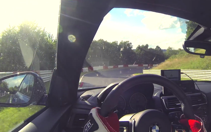 BMW M2: giro di pista sul Nordschleife [VIDEO]