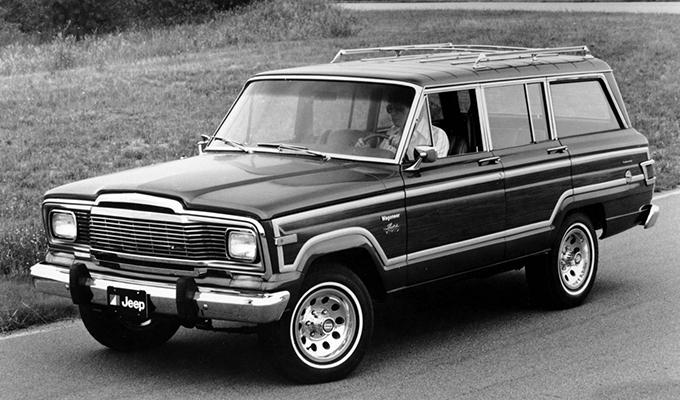 Jeep Wagoneer, grande ritorno programmato per il 2019?
