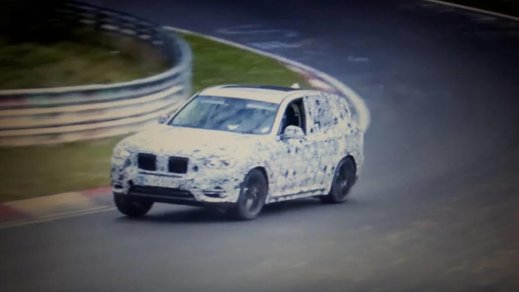 BMW X3 M: test drive per il nuovo modello [VIDEO]