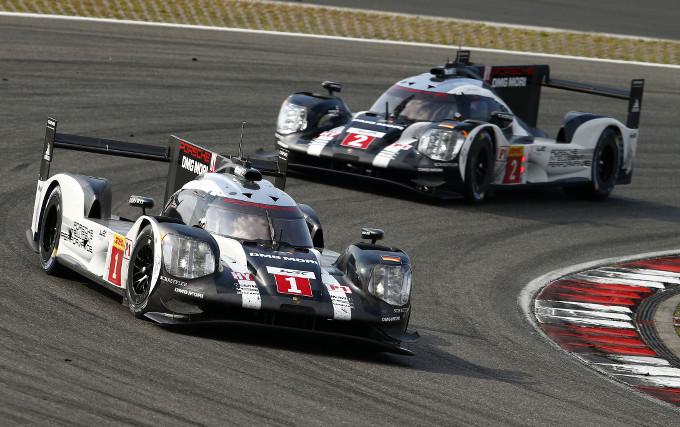 WEC: Porsche ripete la vittoria dello scorso anno al Nürburgring