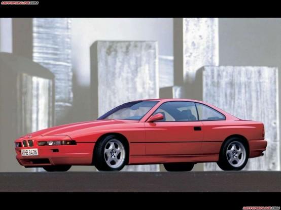 BMW: ritorna la Serie 8?