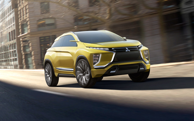 Mitsubishi: un SUV elettrico entro il 2020?