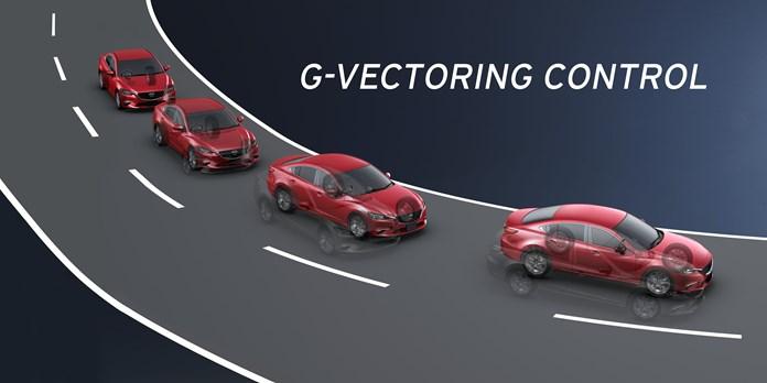 Mazda 3: cos'è e come funziona il G-Vectoring