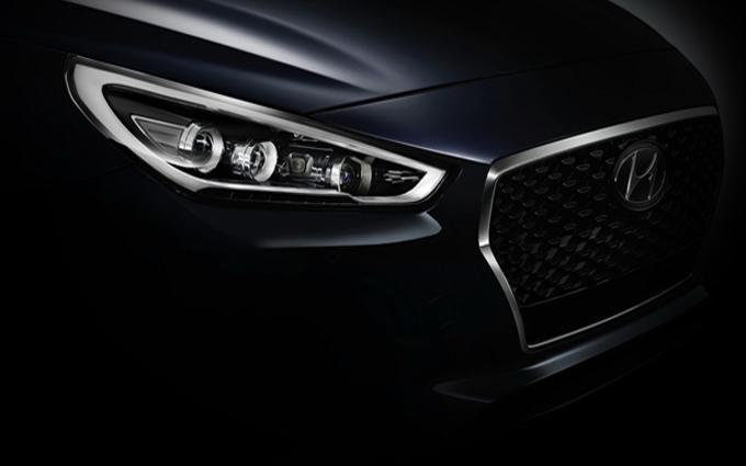Nuova Hyundai i30,. ecco le prime foto