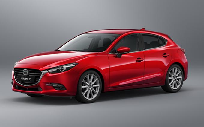 Mazda 3: futura versione TCR per la berlina giapponese?