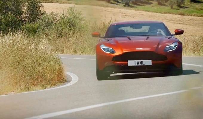 Aston Martin DB11: raffinatezza prestazionale applicata [VIDEO]