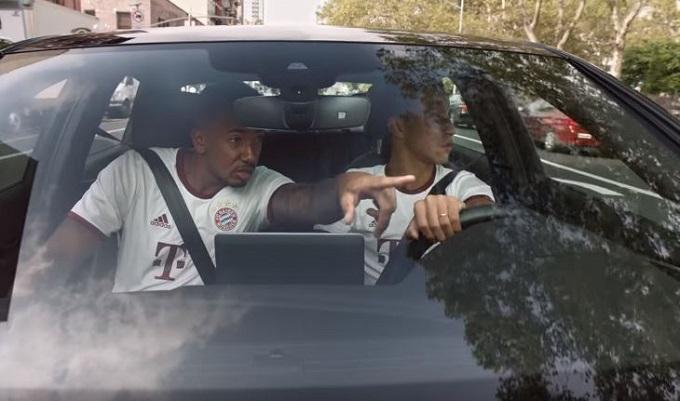Audi e Bayern Monaco a caccia di talenti calcistici per le strade di New York [VIDEO]