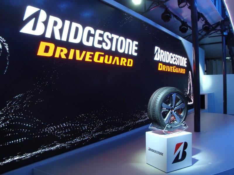 Bridgestone ha presentato il DriveGuard Winter
