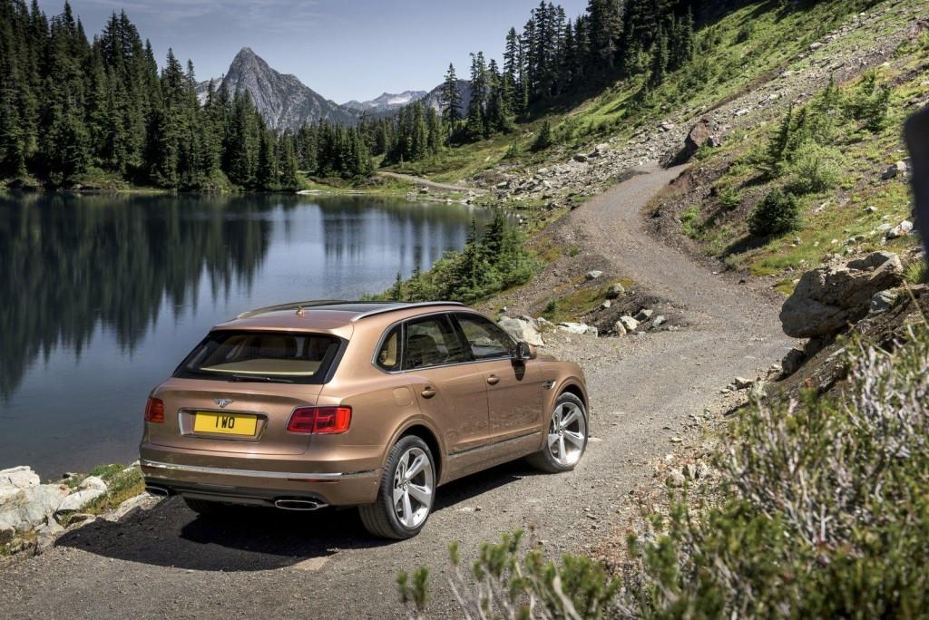 Bentley Bentayga: presto una versione diesel?