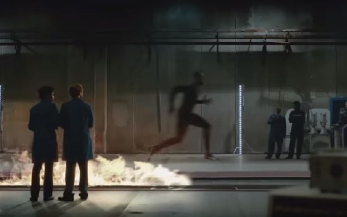 Usain Bolt sfida il fuoco nella nuova campagna digitale Nissan [VIDEO]