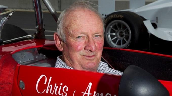 F1 in lutto, è morto Chris Amon