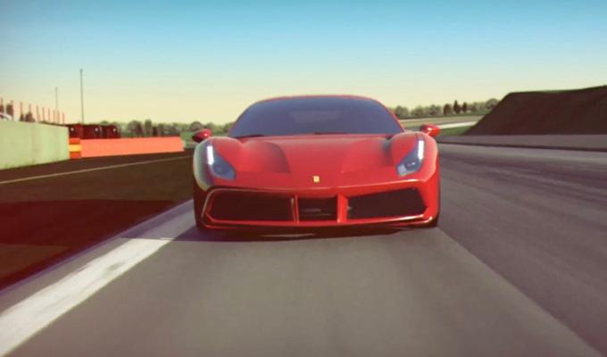 Ferrari 488 GTB: l'esperienza della velocità convertita in emozione stradale [VIDEO]