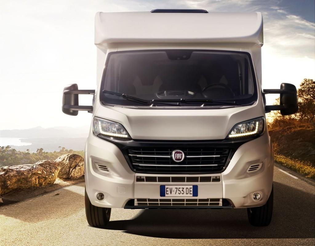 Fiat Professional, le novità sui camper al Salone del Caravan 2016 di Dusseldorf
