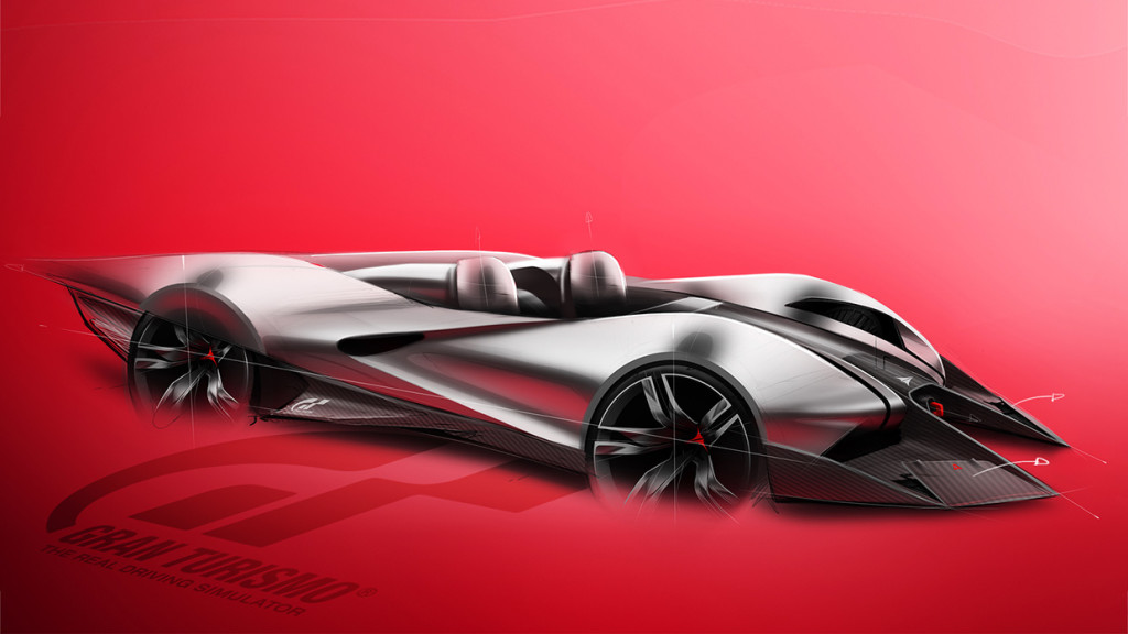Icona Vision GT - Rendering