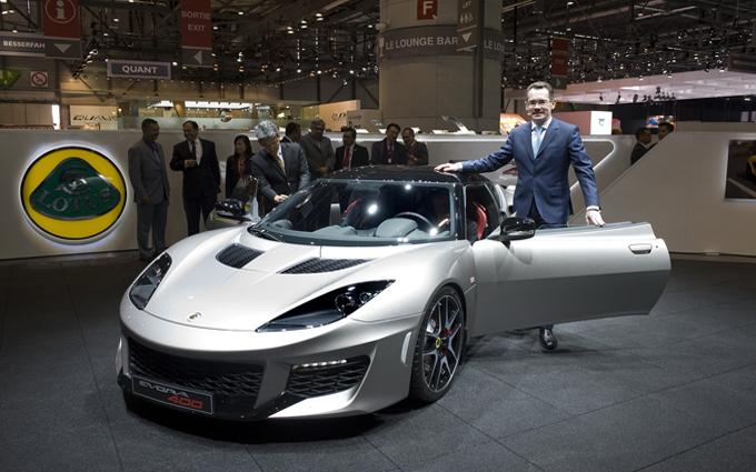 Lotus: dopo due decenni verranno pubblicati i profitti