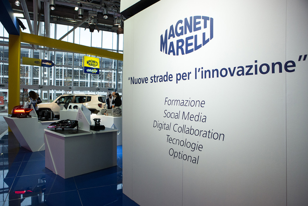 Fca è stata avvicinata da diversi pretendenti per Magneti Marelli - Marchionne