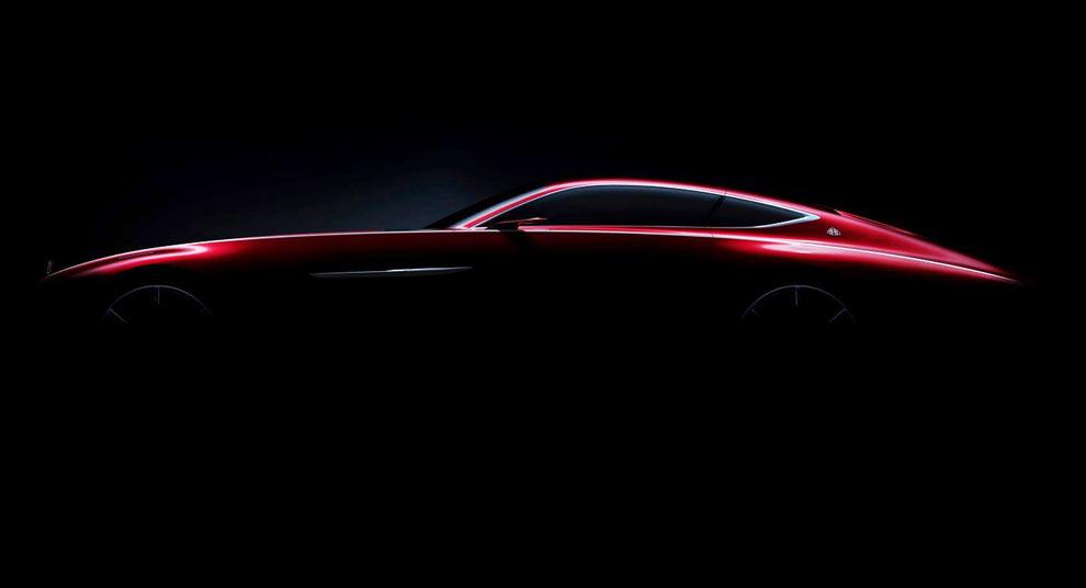 Mercedes: la nuova Maybach svelata da un teaser
