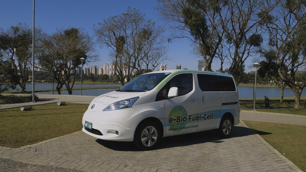 Nissan ha presentato il primo prototipo al mondo Fuel Cell ad Ossido Solido
