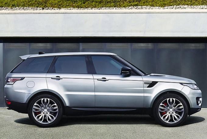Land Rover aggiorna 'sotto la pelle' la Range Rover Sport